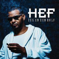 Cover Hef - Zes en een half [EP]